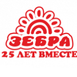 Зебра на Ленинградке